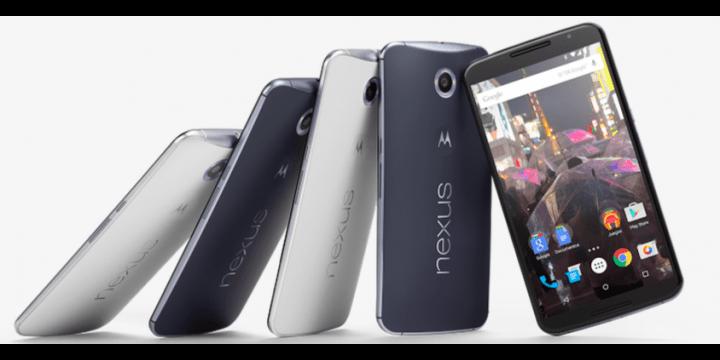 Compra el Nexus 6 en oferta por 408 euros en Amazon