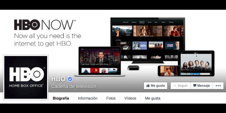 Facebook retransmitirá series de la HBO gratis