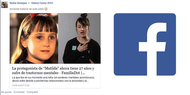 Eliminar las publicaciones de Familiadot en Facebook
