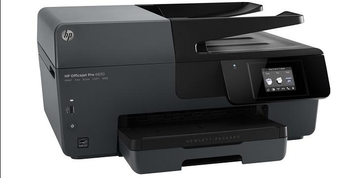 Review: HP Officejet Pro 6830, una impresora profesional, completa y rápida