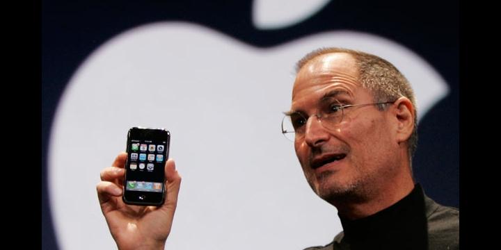Se cumplen 8 años del lanzamiento del iPhone