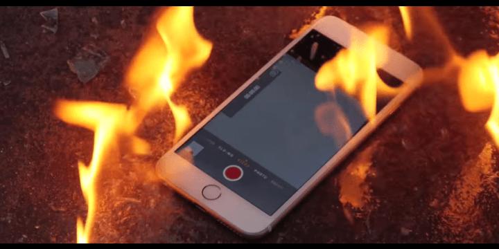 Un iPhone 6 explota como una granada en la India