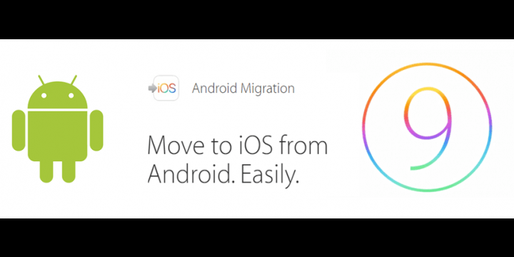 Cómo migrar de Android a iOS con Move to iOS