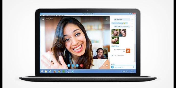 Skype ya se puede usar sin bajar su app ni tener una cuenta