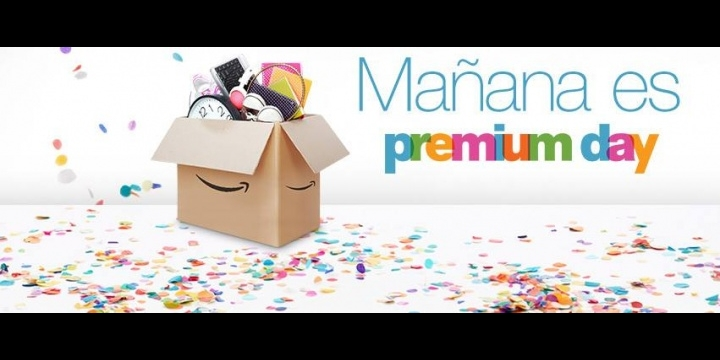 Conoce las ofertas del Amazon Premium Day