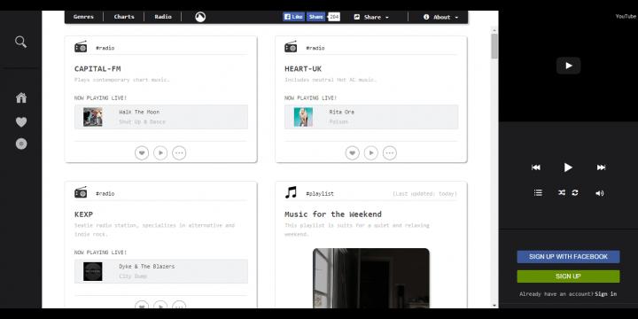 StreamSquid, el servicio gratuito de música en streaming que revive a Grooveshark