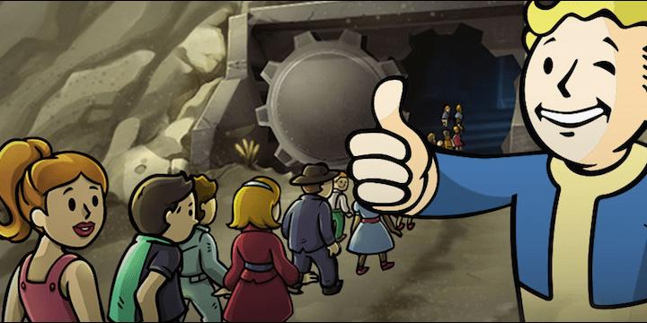 Descarga Fallout Shelter en Google Play