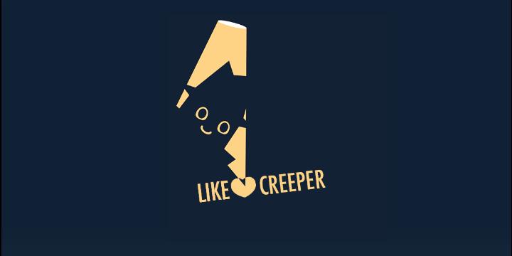 Asusta a tus amigos de Instagram fácilmente con Like Creeper