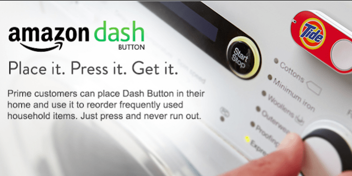 Hackean el Dash Button de Amazon