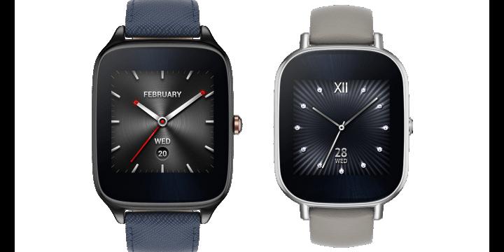Asus Zenwatch 2, ya es oficial el nuevo reloj inteligente