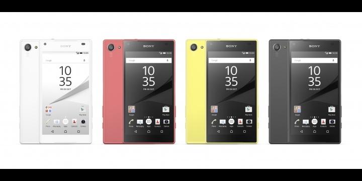 Sony Xperia Z5 Compact, el hermano pequeño del Z5