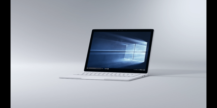 Surface Book, la gran alternativa al MacBook Pro