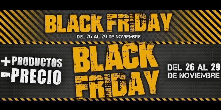 Conoce las ofertas de GAME para el Black Friday