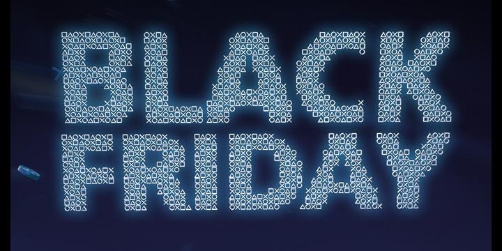 PlayStation Store está de rebajas por el Black Friday