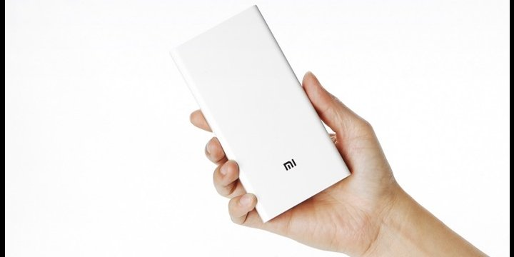 Mi Power Bank de 20.000 mAh, ya disponible por 22 euros