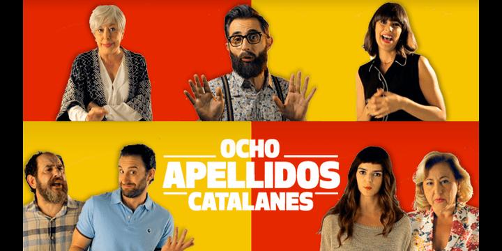 """Cómo ver el preestreno de """"Ocho apellidos catalanes"""" online"""