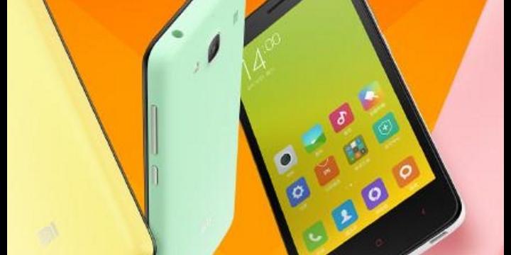 Xiaomi Redmi 2A duplica sus especificaciones por el mismo precio