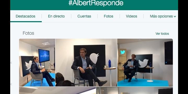 Twitter lanza una herramienta para hablar con los políticos