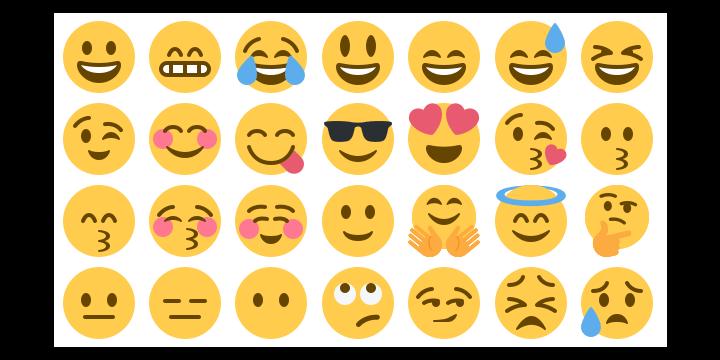 Twitter ya soporta los nuevos emojis e emoticonos por razas