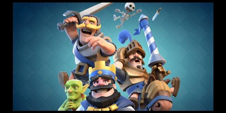 Descarga Clash Royale para iOS y Android