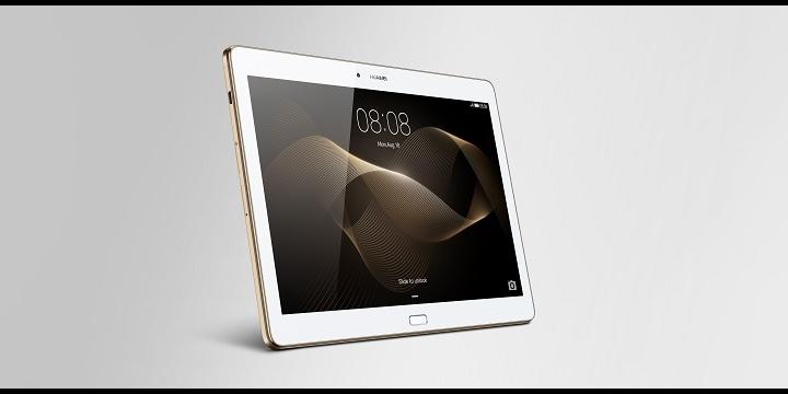 Huawei MediaPad M2, presentado en el CES 2016