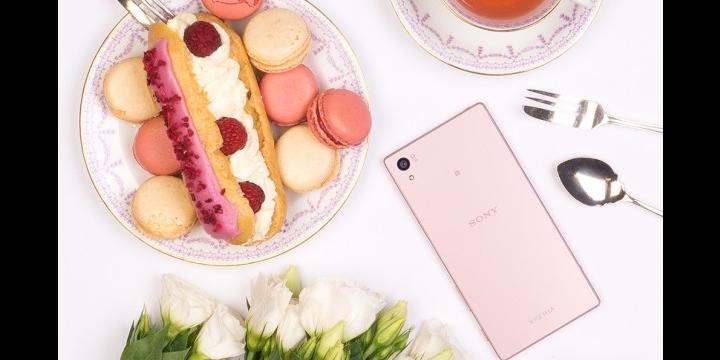 Sony Xperia Z5, ahora en color rosa