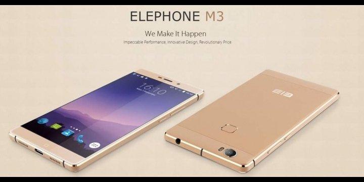 Dónde comprar el Elephone M3