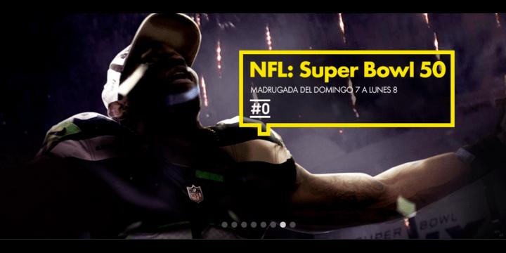 Cómo ver la Super Bowl online