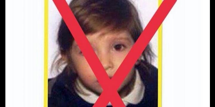 Nuevo bulo sobre una niña secuestrada circula por WhatsApp