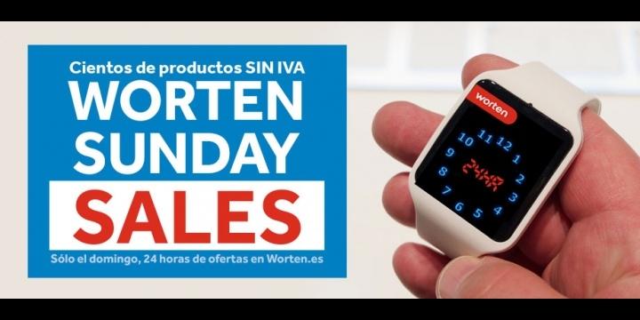Día sin IVA hoy en Worten, con productos de Apple y otros