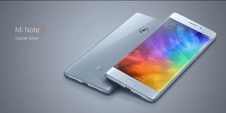 Dónde comprar el Xiaomi Mi Note 2