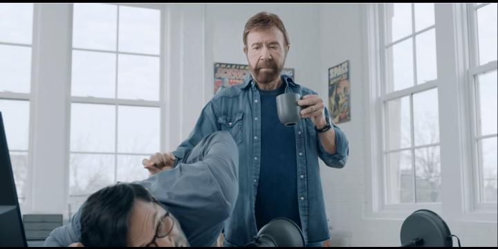 Chuck Norris tendrá su juego para iOS y Android