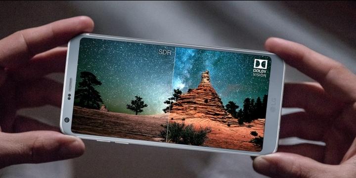 LG G6, Q6 y LG G7 ThinQ se actualizan con mejoras en las cámaras y el audio