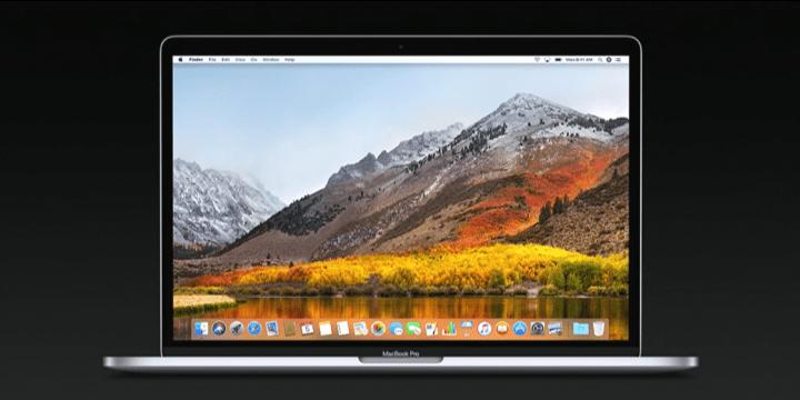 macOS High Sierra trae la realidad virtual y un mayor rendimiento a los Mac