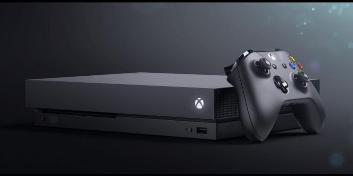 Xbox One X, la nueva consola con 4K real y HDR