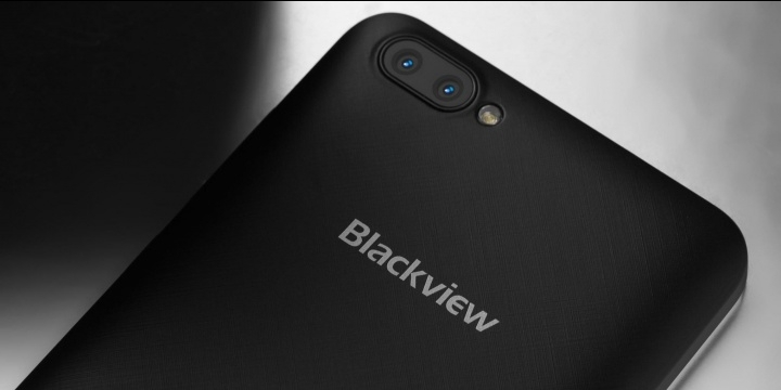 Blackview A7, un smartphone con cámara dual a un gran precio