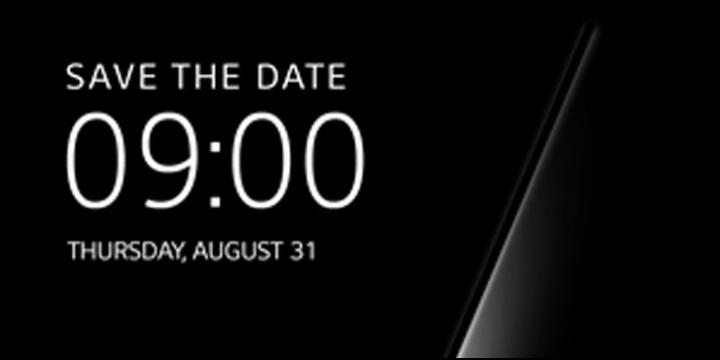 LG V30 y Samsung Galaxy Note 8 serán presentados a finales de agosto