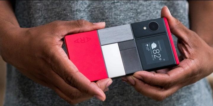 Facebook podría haber retomado el smartphone modular que Google canceló