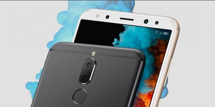 Huawei Nova 2i es oficial: pantalla FullView y 4 cámaras