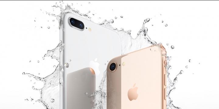 iPhone 8 y iPhone 8 Plus presentados, conoce todos los detalles