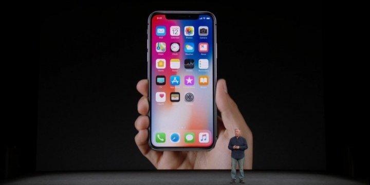 iPhone X soporta carga rápida, pero el cargador se vende por separado