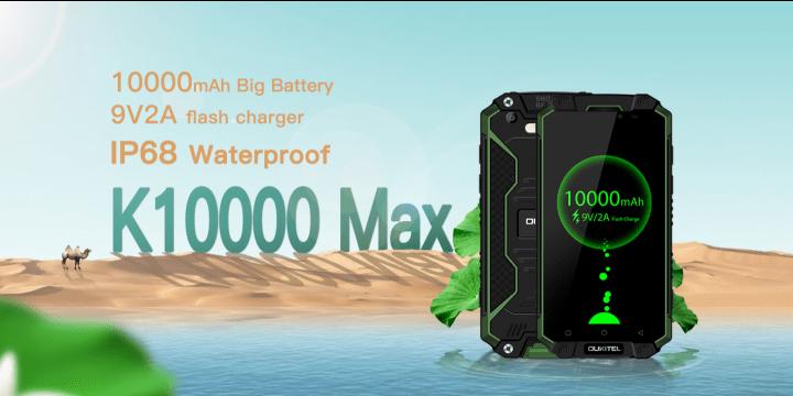 Prueba de autonomía: Oukitel K10000 Max vs iPhone 7 Plus vs iPad mini 4