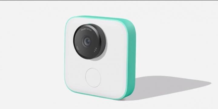 Google Clips, la cámara inteligente que saca fotos por sí misma