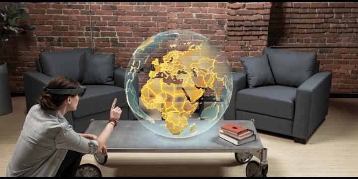 Microsoft HoloLens llegan a España