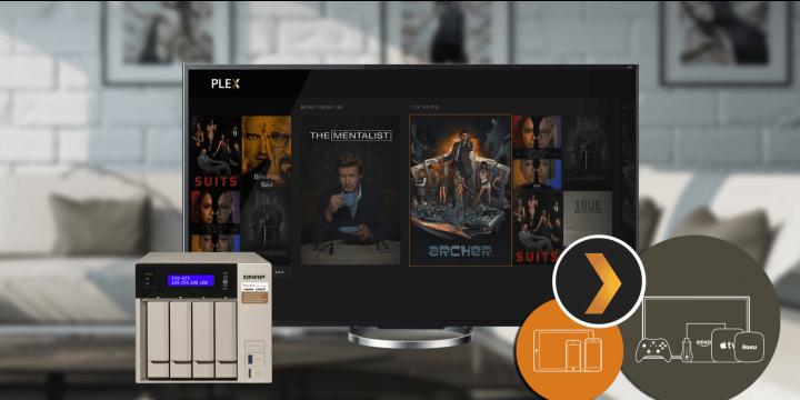 Transforma tu NAS en un servidor multimedia con Plex