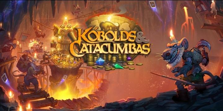 Hearthstone Kóbolds y Catacumbas ya disponible: conoce todos los detalles