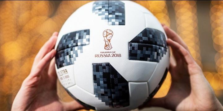Google celebra el inicio del Mundial de Rusia con un Doodle