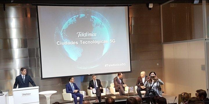 Telefónica ya prueba en España el 5G: Segovia y Talavera de la Reina lo tendrán en 2018