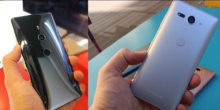 Sony Xperia XZ2, Xperia XZ2 Compact y los auriculares Xperia Ear Duo son oficiales