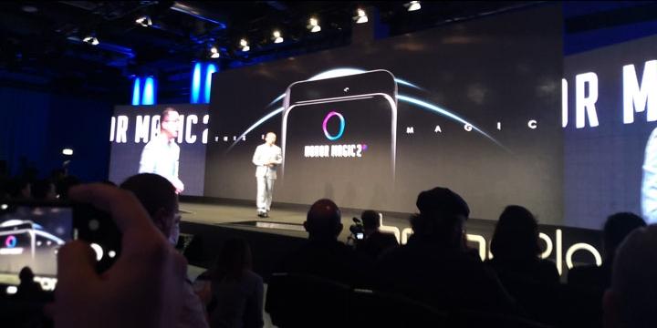 Honor Magic 2, el smartphone todo pantalla real con cámara pop-up